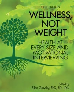 Ellen Glovsky-Wellness Not Weight Book Cover