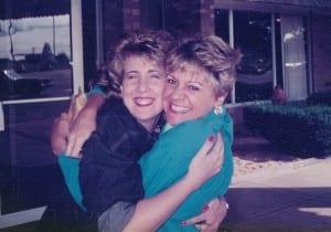 Ellen Shuman and Mary Beth Zolik
